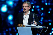Brussels , 01/02/2020 : Les Magritte du Cinema . The Academie Andre Delvaux and the RTBF, producer and TV channel , present the 10th Ceremony of the Magritte Awards at the Square in Brussels . <br /> Pix : Damien Keyeux<br /> Credit : Daina Le Lardic / Isopix