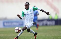 Karim Niyizigimana of Gor Mahia in action against Nakumatt during their Sportpesa Premier League tie at Nyayo Stadium in Nairobi on August 2, 2017. Gor won 1-0. Photo/Fredrick Omondi/www.pic-centre.com(KENYA)