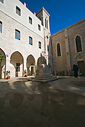 Israel, Lower Galilee, Nazareth. Sisters of Nazareth Monastery