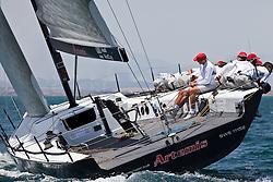 © Sander van der Borch. Cagliari - Italy, July 25th 2009. AUDI MEDCUP in Alicante (12/17 May 2009). Race 10 and 11.