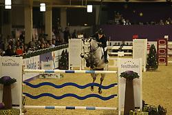Meyer, Janne-Friederike (GER), Charlotta<br /> Frankfurt - Festhallen Reitturnier 2015<br /> Championat von Frankfurt<br /> www.sportfotos-lafrentz.de