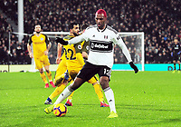 Football - 2018 / 2019 Premier League - Fulham vs. Brighton & Hove Albion<br /> <br /> Ryan Babel of Fulham at Craven Cottage.<br /> <br /> COLORSPORT/ANDREW COWIE