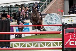 Coupe Nigel, (GBR), Golvers Hill<br /> CSIO 5* Spruce Meadows Masters - Calgary 2016<br /> © Hippo Foto - Dirk Caremans<br /> 11/09/16