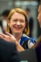 Pictured: Shirley-Anne Somerville<br /> Minister for Higher Education, Shirley-Anne Somerville ,MSP, visited Heriot-Watt universiry today and met S5 and S6 pupils from Edinburgh, Forth Valley, Fife and the Lothians taking part in a week of activities to give them an idea what life at a university might be like.<br /> Ger Harley | EEm 26 July  2017