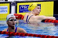 HANSSON Louise SWE<br /> 100 Backstroke Women Semifinal<br /> Swimming<br /> Budapest  - Hungary  20/5/2021<br /> Duna Arena<br /> XXXV LEN European Aquatic Championships<br /> Photo Andrea Staccioli / Deepbluemedia / Insidefoto