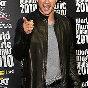 MON/Monte Carlo/20100512 - World Music Awards 2010, Wladimir Klitschko