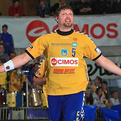 20081017: Handball - EHF Champions League, RK Cimos Koper vs Portland San Antonio