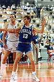 Europei Roma 1991 Italia - Grecia