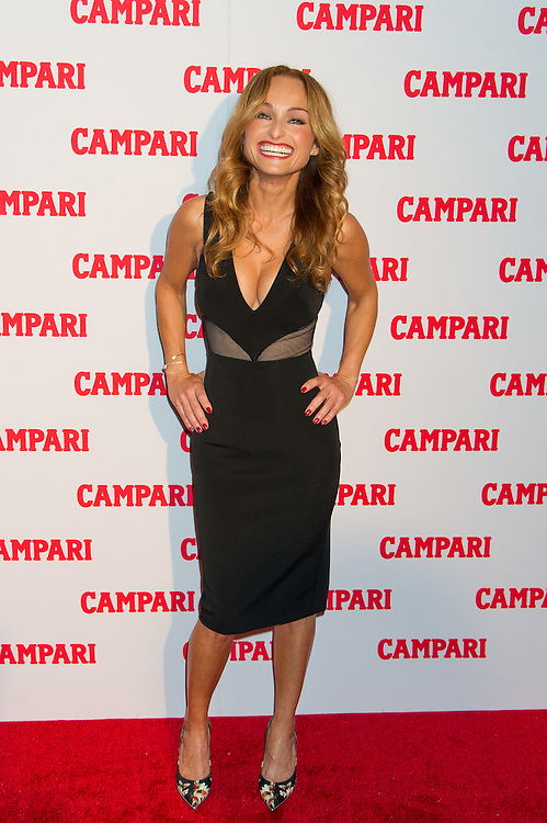 Giada De Laurentiis at Campari Launch of the Bittersweet Campaign.