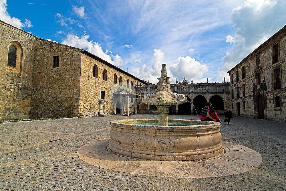 Monasterio de Santa Maria La Real de las Huelgas. Burgos. Castilla La Mancha. España. Europa  ©Country Sessions / PILAR REVILLA