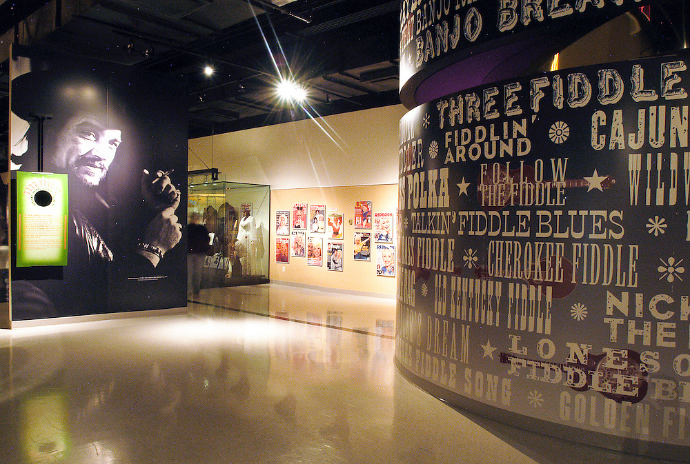 Country Music Hall of Fame, Nashville, TN,