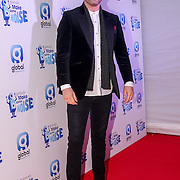 Dave Berry attend gala night hosted by Global Radio to support its charity Make Some Noise. The charity awards grants to projects across the country to help children and young people affected by illness, disability, bereavement or lack of opportunity on 24th November 2016,London,UK. Photo by See Li