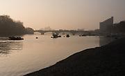 Putney, London,  Tideway Week, Championship Course. River Thames, <br /> <br /> Tuesday  28/03/2017<br /> [Mandatory Credit; Credit: Peter Spurrier/Intersport Images.com ]<br />  <br /> <br /> NIKON CORPORATION - NIKON D810 - 1/640 - f10  39.7MB MB