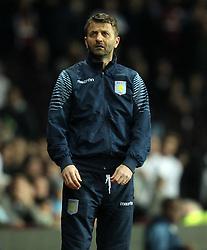 Aston Villa Manager, Tim Sherwood looking frustrated - Photo mandatory by-line: Robbie Stephenson/JMP - Mobile: 07966 386802 - 07/04/2015 - SPORT - Football - Birmingham - Villa Park - Aston Villa v Queens Park Rangers - Barclays Premier League