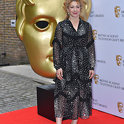 Alex Kingston Arrivers at the British Academy Television Craft Awards on 28 April 2019, London, UK.