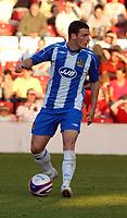Photo: Sportsbeat Images.<br />Barnsley v Wigan Athletic. Pre Season Friendly. 31/07/2007.<br />Wigan's Jason Koumas