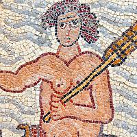 Qasr Libya - Mosaic Museum - Libya
