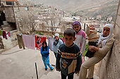 Syrian Refugees in Lebanon, March 2012