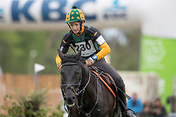 Sutherland Jef, BEL, Espoir<br /> LRV Nationale finale AVEVE Eventing Cup voor Pony's - Minderhout 2018<br /> © Hippo Foto - Dirk Caremans<br /> 28/04/2018