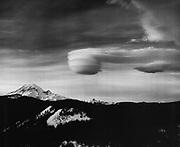 Mount Rainier. (Josef Scaylea / The Seattle Times, 1970)