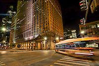 Lyric Opera of Chicago, Wacker Drive & Madison Street