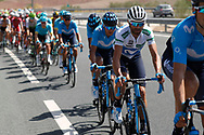 Alejandro Valverde (ESP - Movistar) during the UCI World Tour, Tour of Spain (Vuelta) 2018, Stage 7, Puerto Lumbreras - Pozo Alcon 185,7 km in Spain, on August 31th, 2018 - Photo Luis Angel Gomez / BettiniPhoto / ProSportsImages / DPPI