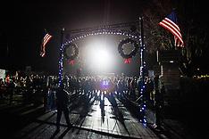 Gloucester Township Tree Lighting -  December 16, 2012