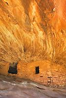 House On Fire Ruins, Mule Canyon Cedar Mesa Utah Bears Ears National Monument