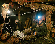 Life in the illegal coal mines of Nailakh on the edge of Ulan Bator. Burning fossil fuels is the primary source of both climate-warming emissions and health-damaging air pollution. Miners are particularly exposed to the dangerous fine Pm2.5 particles that enters the bloodstream.