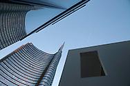 Milano,Porta Nuova, Torre Unicredit