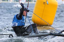 , Kiel - Kieler Woche 22. - 30.06.2013, Musto Skiff - NED 478