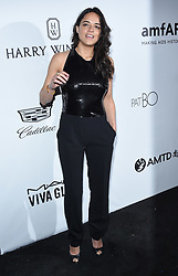 October 13, 2017 Beverly Hills, CA Sophia Bush amfAR Gala Los Angeles honors Julia Roberts at their eighth annual benefit for AIDS research held at Green Acres Estate. 13 Oct 2017 Pictured: Michelle Rodriguez. Photo credit: O'Connor/AFF-USA.com / MEGA TheMegaAgency.com +1 888 505 6342