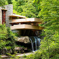 """""""Dreaming of Fallingwater""""<br /> <br /> <br /> Beautiful Fallingwater in the Laurel Highlands of Pennsylvania!!<br /> <br /> Architecture: Structures and buildings by Rachel Cohen"""