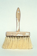 used house painting brush