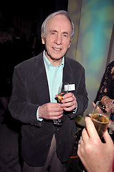 ANDREW SACHS at the Orion Publishing Group Author Party held at the V&A, London on 18th February 2009.