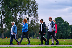 Various health centers, GP practices and physiotherapy practices have started a local walking challenge with the support of the BvdGF. The grand final took place in Tilburg but due to covid 19 the event cannot take place. On November 14, World Diabetes Day, everyone walks individually. The group from The Hague were looking forward to it and walk 5 km on September 23, 2020 in Zuiderpark Den Haag