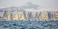 2019 Finn Open European Championship, 10-18 May 2019 Athens International Sailing Center, Greece
