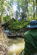Vietnam, Mekong River Delta Viet cong base