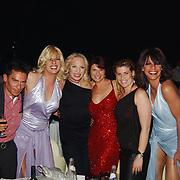 Coiffure Awards 2003, Mayday, Working Girls en Anouk van Nes