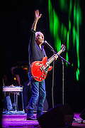 """COLUMBIA, MD - May 14, 2015 - Peter Frampton performs """"(I'm A) Roadrunner"""" during the Dear Jerry: Celebrating the Music of Jerry Garcia concert at Merriweather Post Pavilion in Columbia, MD. (Photo by Kyle Gustafson / For The Washington Post)"""