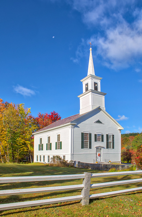 New England fall foliage framing the white steeple historic Fitzwilliam Community Church in Fitzwilliam , NH. <br /> <br /> New Hampshire white steeple Fitzwilliam Community Church fall foliage photography images are available as museum quality photo, canvas, acrylic, wood or metal prints. Wall art prints may be framed and matted to the individual liking and interior design decoration needs:<br /> <br /> https://juergen-roth.pixels.com/featured/fitzwilliam-community-church-juergen-roth.html<br /> <br /> Contact Juergen directly for photo wall art murals.<br /> <br /> Good light and happy photo making!<br /> <br /> My best,<br /> <br /> Juergen
