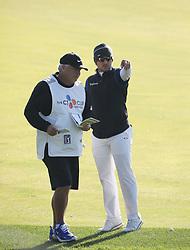 Oct 19, 2018-Jeju, South Korea-AUSTIN COOK of USA action on the 12th hall during the PGA Golf CJ Cup Nine Bridges Round 2 at Nine Bridges Golf Club in Jeju, South Korea.