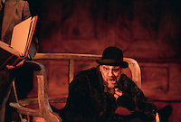 Adam Cooper in William Tuckett's Wind in The Willows<br /> Royal Opera House