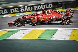 November 9, 2018 - Sao Paulo, Brazil - during the 2018 Formula One World Championship, Brazil Grand Prix from November 08 to 11 in Sao Paulo, Brazil -  FIA Formula One World Championship 2018, Grand Prix of Brazil World Championship;2018;Grand Prix;Brazil  (Credit Image: © Hoch Zwei via ZUMA Wire)