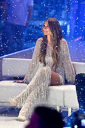 May 25, 2018 - DüSseldorf, Germany - TV personality Heidi Klum presents the final of Germany's Next Top Model at the ISS Dome. (Credit Image: © Famous/Ace Pictures via ZUMA Press)