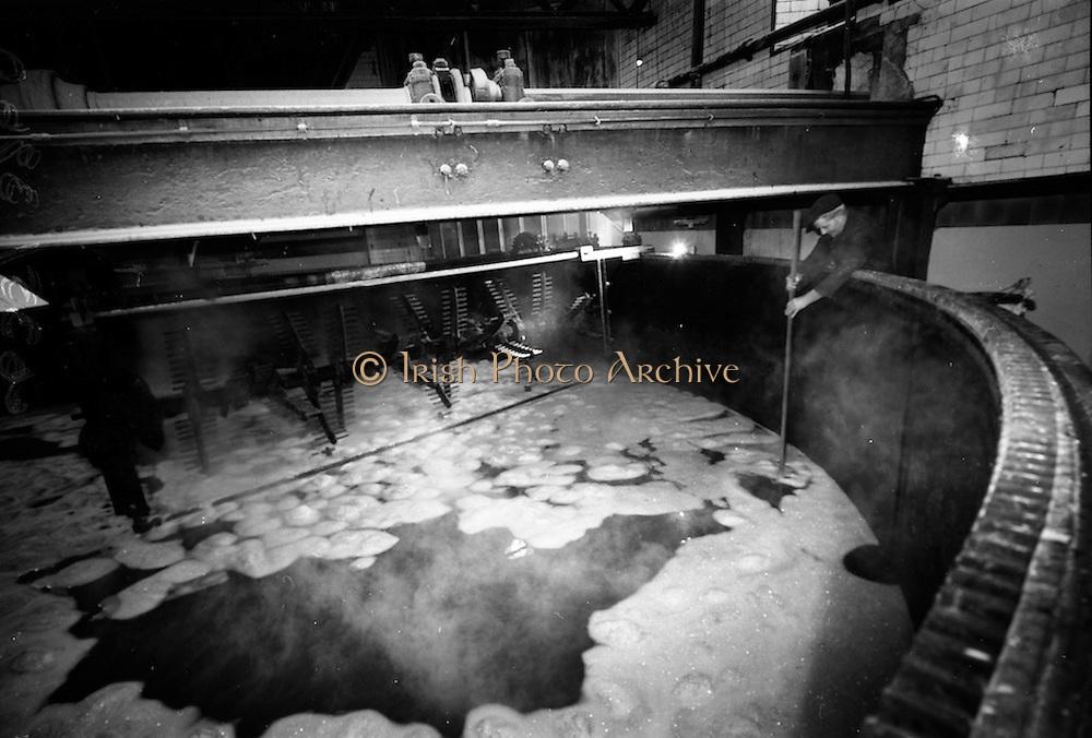 23/03/1966<br /> 03/23/1966<br /> 23 March 1966<br /> Interiors of John Power Ltd.  Distillery, Johns Lane, Dublin.