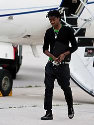 20.05.2010, Flughafen, Klagenfurt, AUT, WM Vorbereitung, Kamerun Ankunft im Bild Nicolas Nkoulou, Abwehr, Nationalteam Kamerun (AS Monaco), EXPA Pictures © 2010, PhotoCredit: EXPA/ J. Feichter / SPORTIDA PHOTO AGENCY