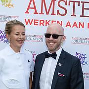 NLD/Amsterdam/20150604 - Amsterdam Diner 2016, Mabel Wisse Smit en .........