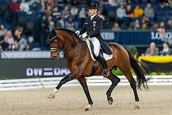 SCHMIDT Hubertus (GER), Escolar<br /> Stuttgart - German Masters 2019<br /> Preis der Firma tisoware<br /> GERMAN DRESSAGE MASTER<br /> Grand Prix Special<br /> 17. November 2019<br /> © www.sportfotos-lafrentz.de/Stefan Lafrentz
