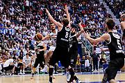 DESCRIZIONE : Bologna Serie B Playoff Girone B Finale Gara 1 2014-15 Eternedile Bologna Contadi Castaldi Montichiari<br /> GIOCATORE : Marco Carraretto<br /> CATEGORIA : penetrazione passaggio<br /> SQUADRA : Eternedile Bologna<br /> EVENTO : Campionato Serie B 2014-15<br /> GARA : Eternedile Bologna Contadi Castaldi Montichiari<br /> DATA : 28/05/2015<br /> SPORT : Pallacanestro <br /> AUTORE : Agenzia Ciamillo-Castoria/M.Marchi<br /> Galleria : Serie B 2014-2015 <br /> Fotonotizia : Bologna Serie B Playoff Girone B Finale Gara 1 2014-15 Eternedile Bologna Contadi Castaldi Montichiari